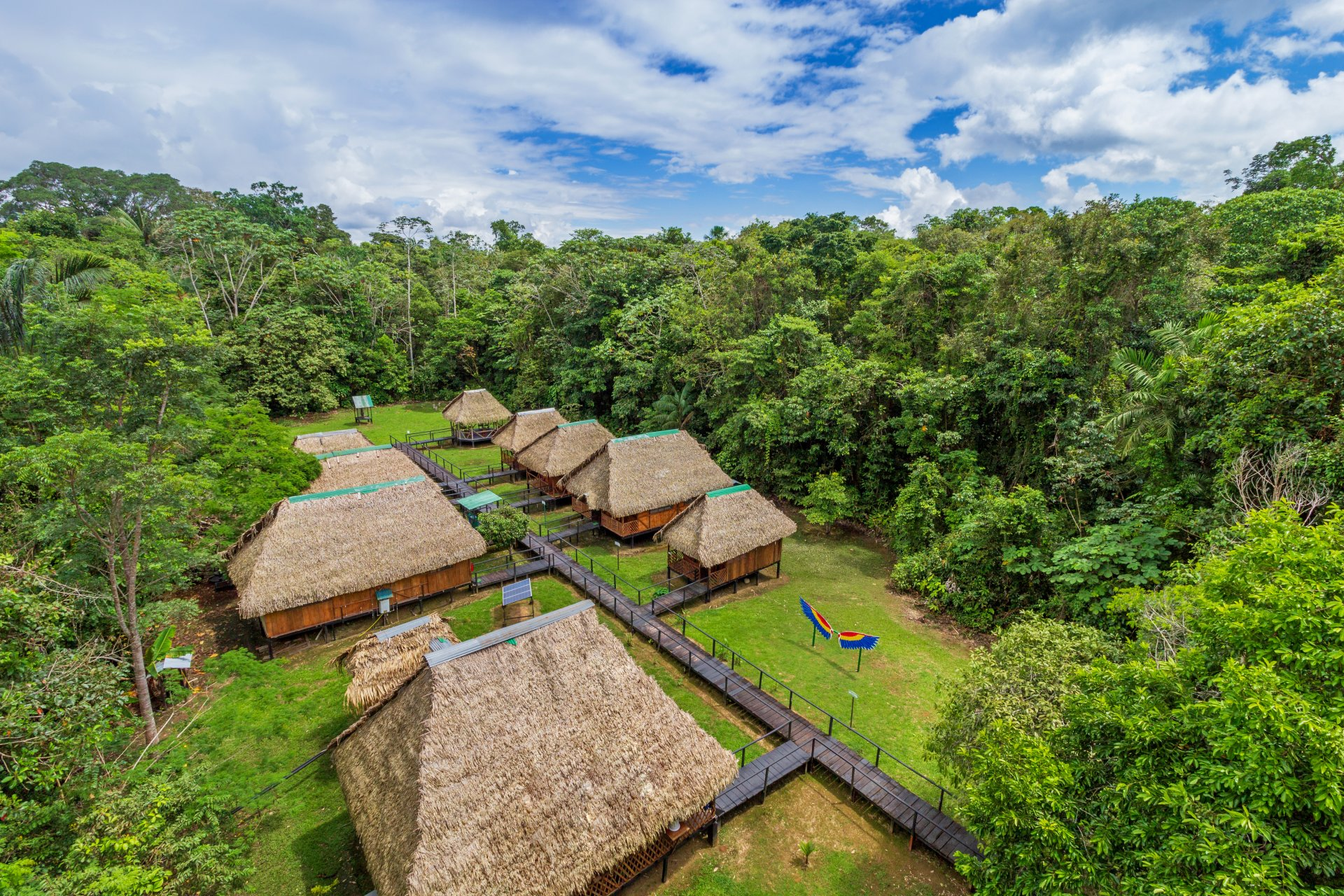 Why choose Green Forest Ecolodge as the best ?