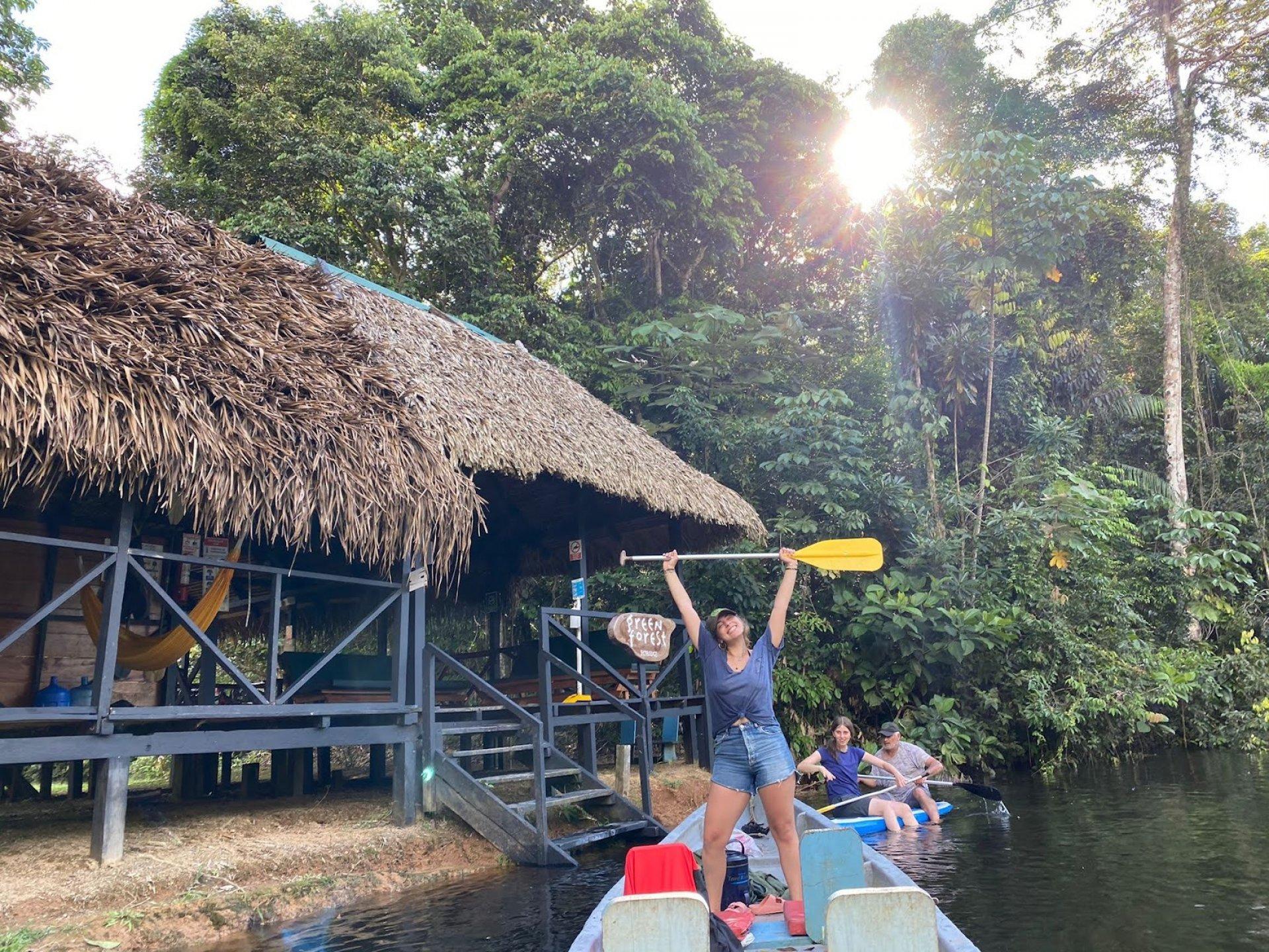 FAQS Cuyabeno Wildlife Reserve