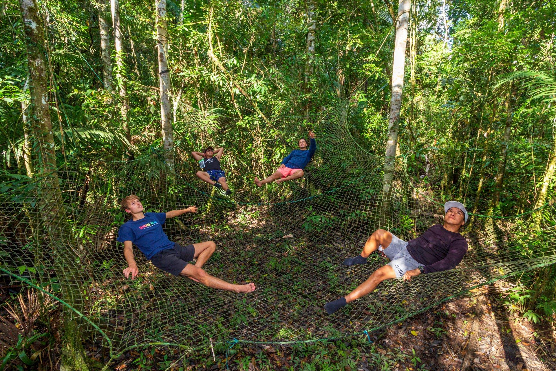 Cuyabeno Amazon Jungle Tour 3 days 2 nights